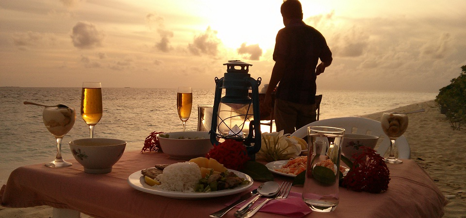 Meals On The Beach