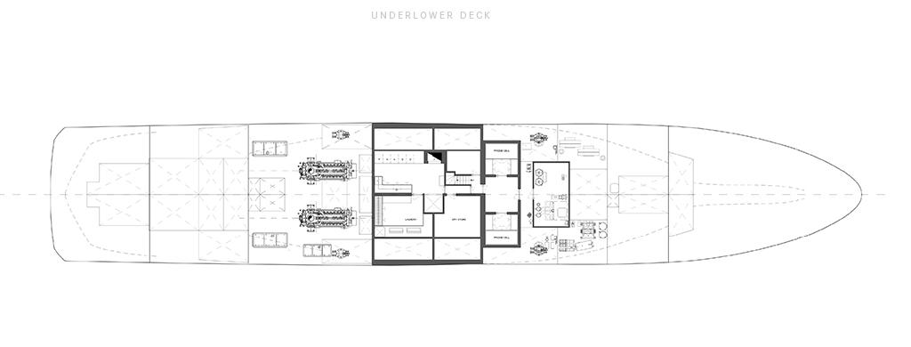 Underlower Deck