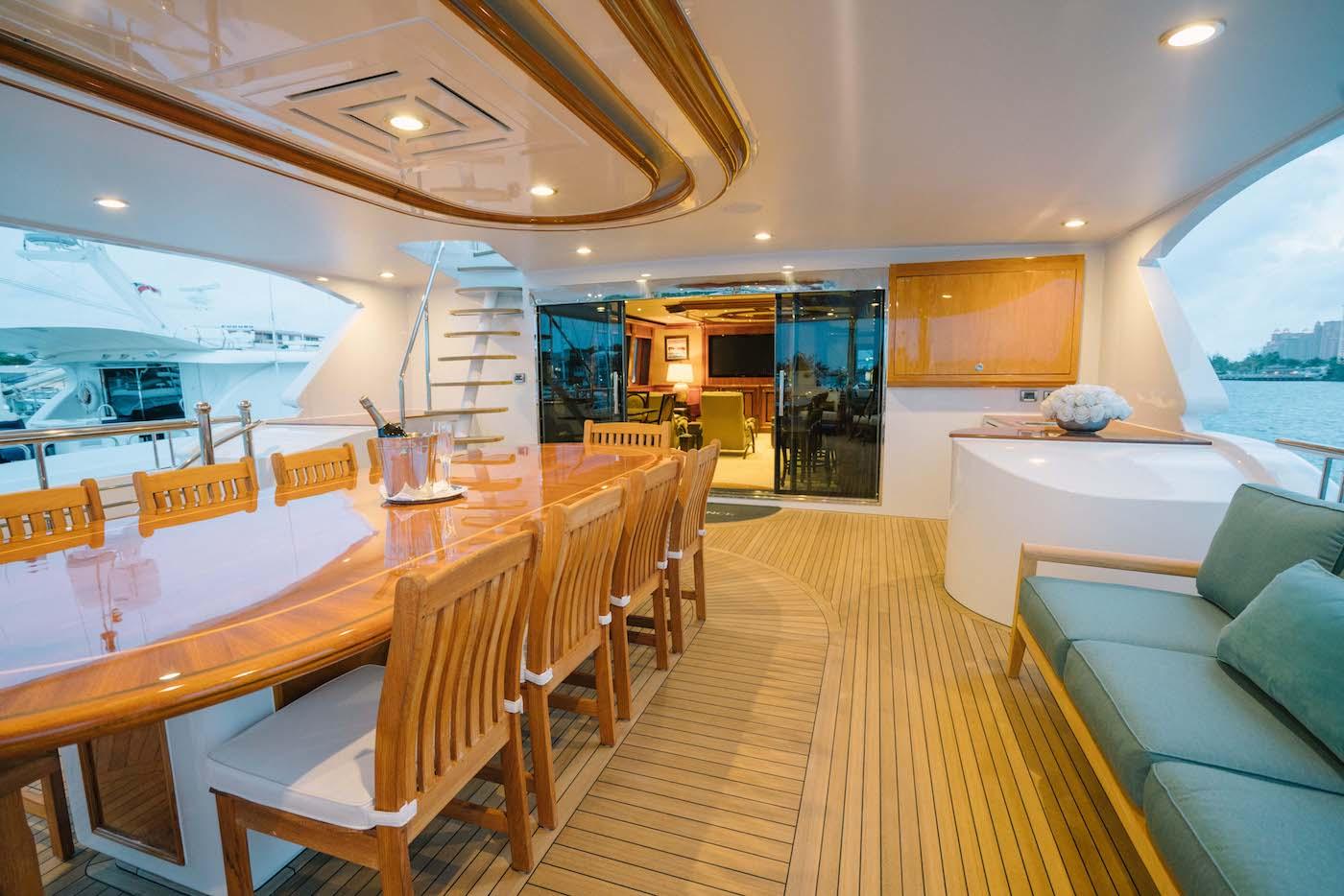 Upper Deck Aft Starboard