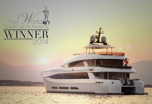 World Superyacht Winner