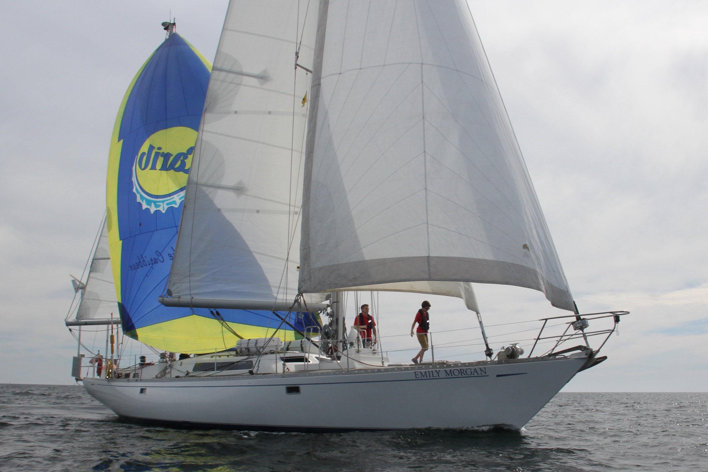 Emily Morgan Yacht Charter Details Southampton Boat