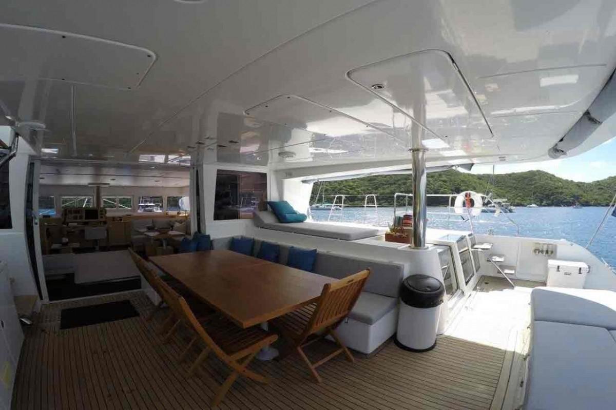 The 19m Yacht FOXY LADY