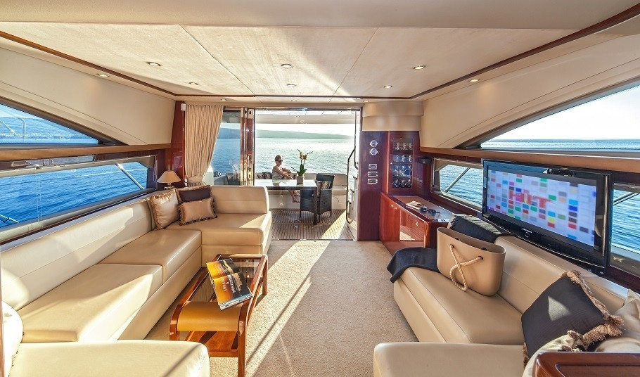 The 19m Yacht SASSY