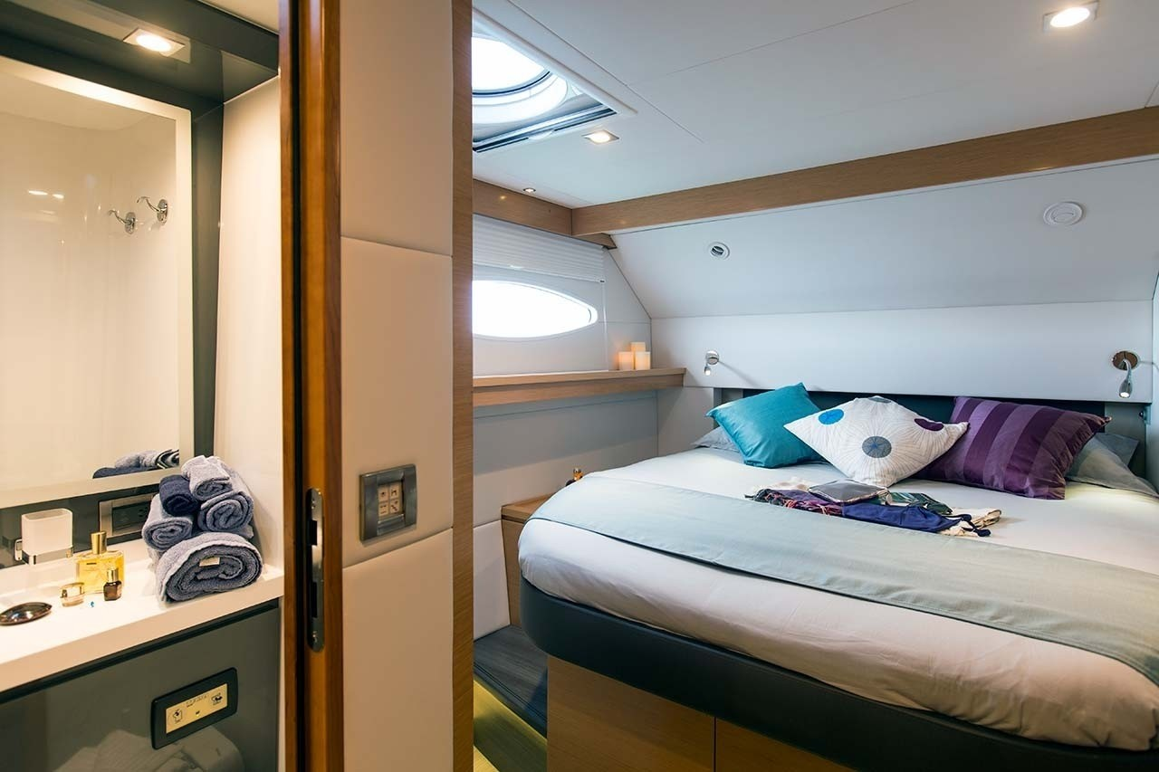 The 20m Yacht BAMARANDI