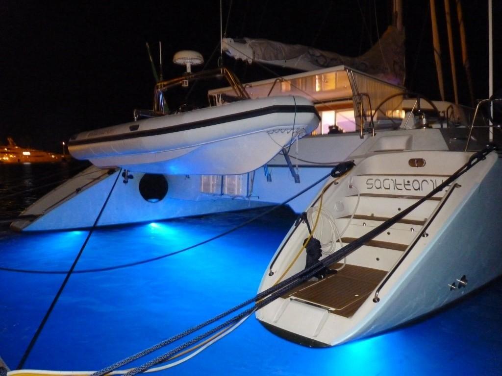 The 20m Yacht SAGITTARIUS