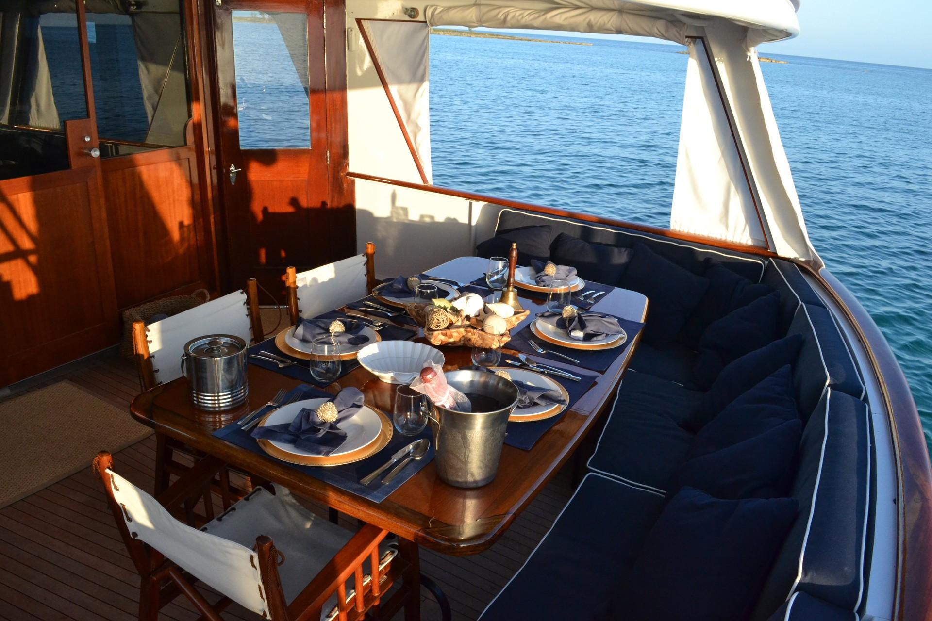 The 21m Yacht BONAPARTE