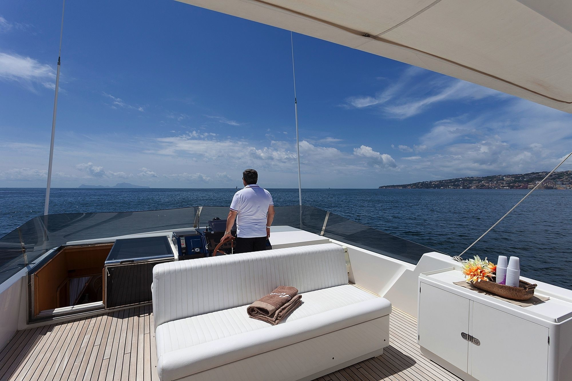 The 22m Yacht BERNADETTE