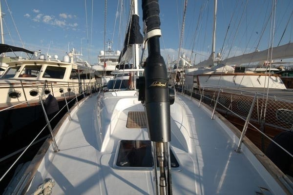 The 22m Yacht MUSTO