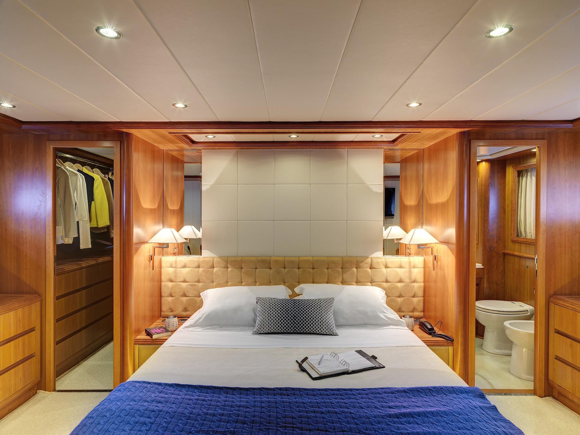 The 23m Yacht AIMILIA
