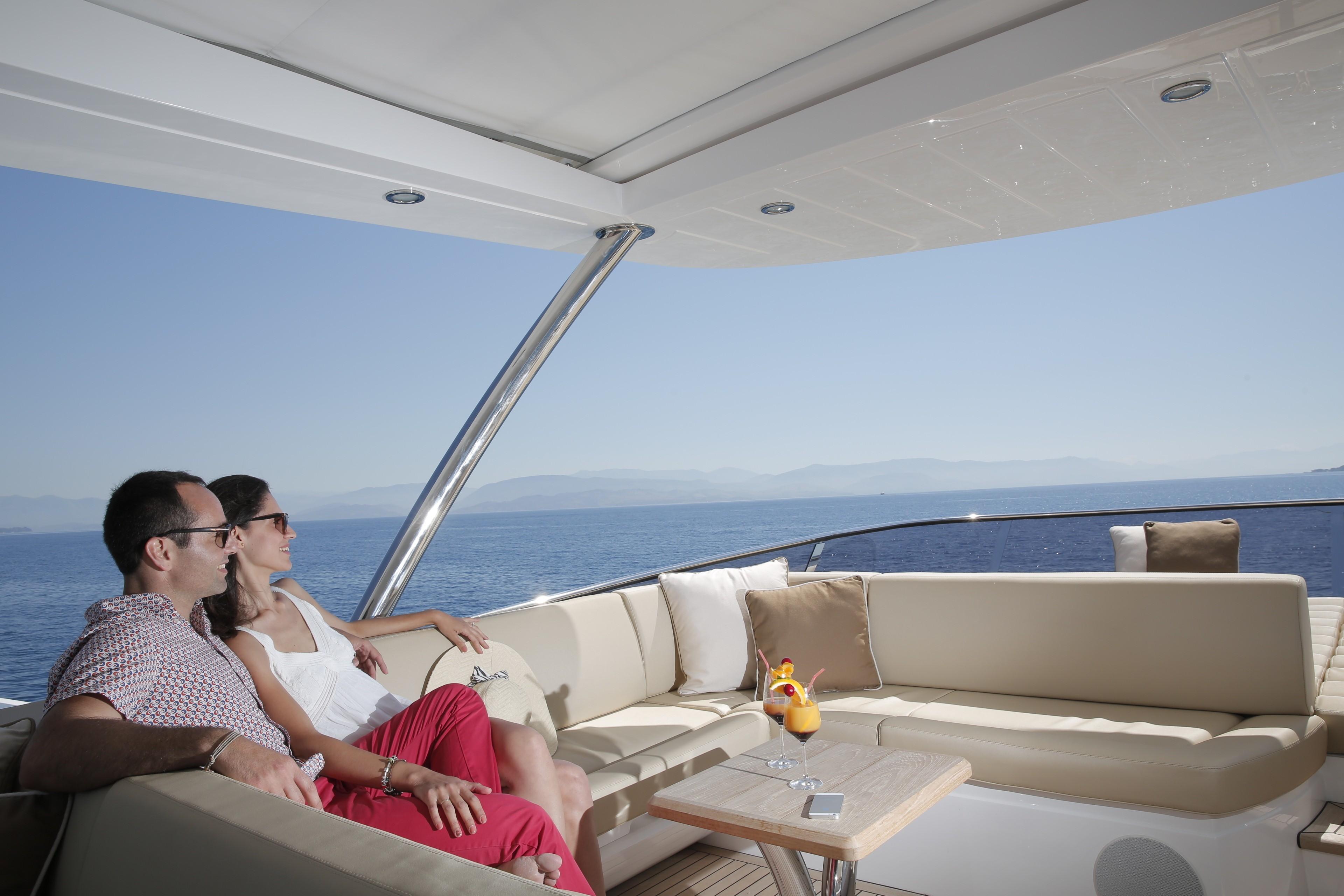 The 23m Yacht FINEZZA