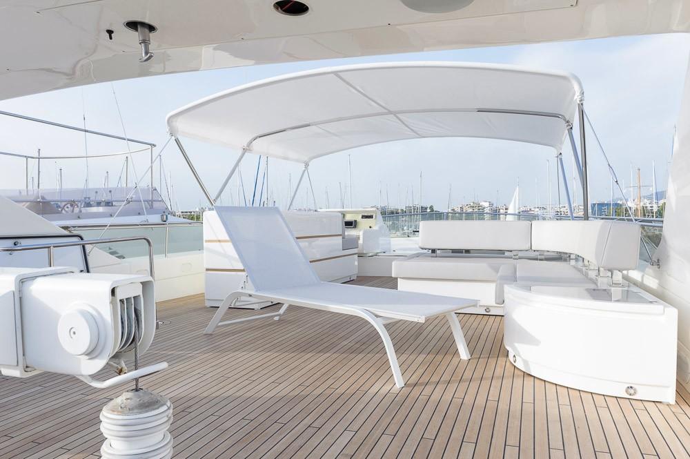 The 24m Yacht ARMONIA