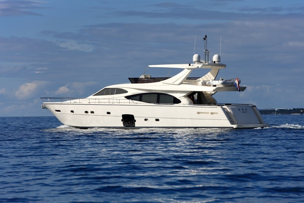 The 24m Yacht ENA