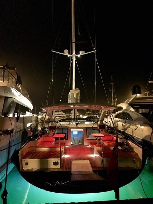 The 24m Yacht NAKUPENDA