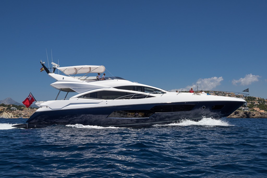 The 24m Yacht SEAWATER