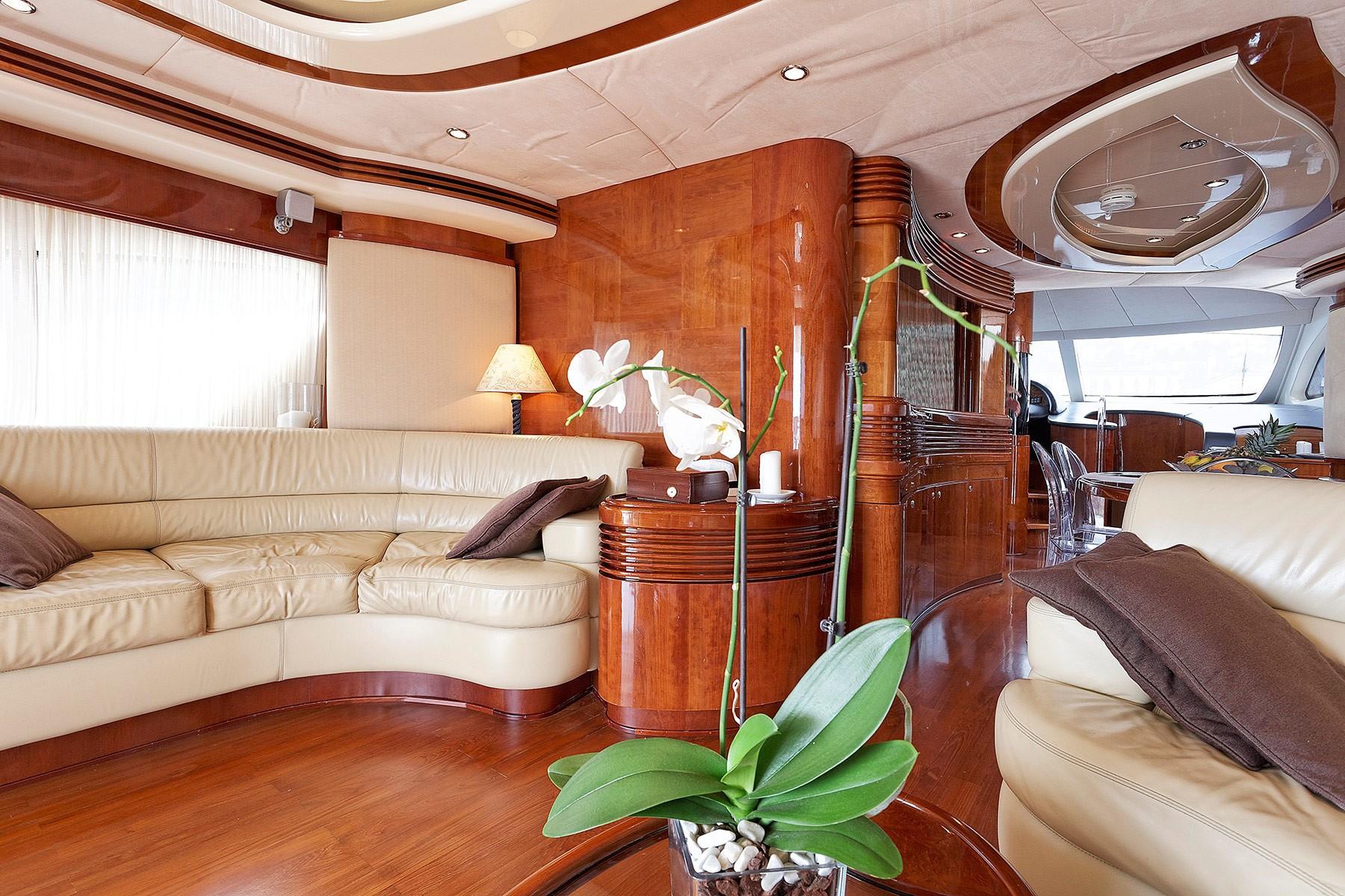 The 24m Yacht TRANQUILITA