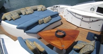 The 25m Yacht IMPULSIVE TOO