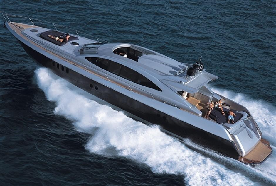 Life On Yacht ANDIAMO