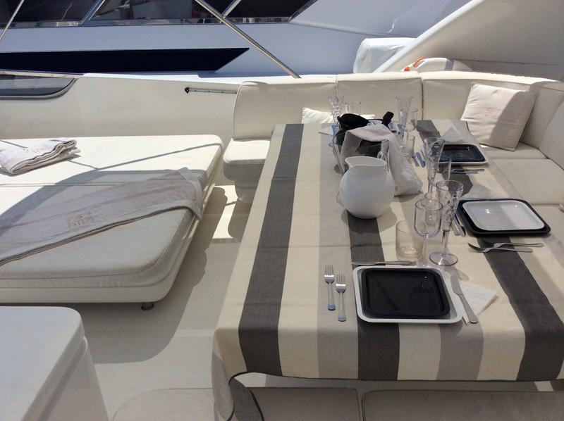 The 26m Yacht DOUBLE XELLE