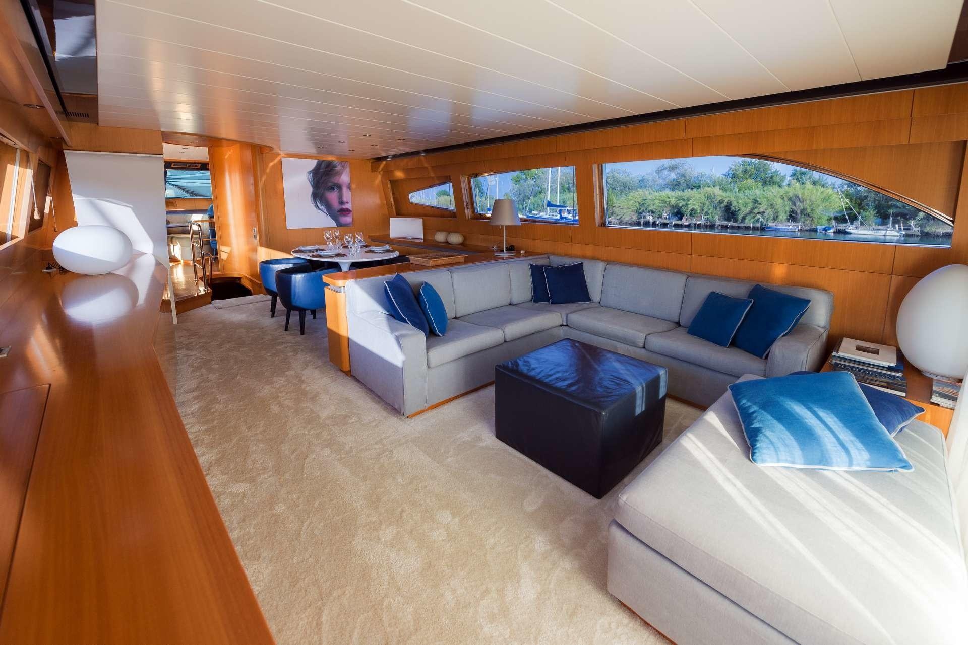 The 26m Yacht MINOU