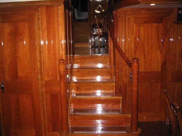 The 27m Yacht SEA DIAMOND