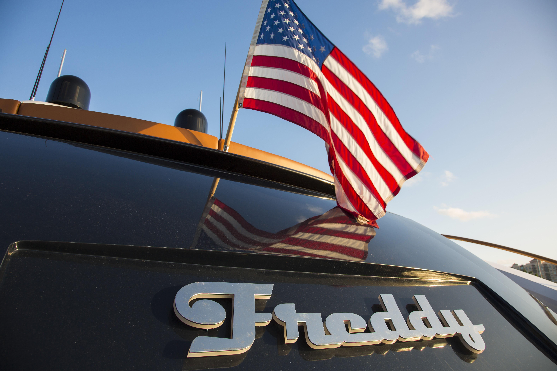 The 28m Yacht FREDDY