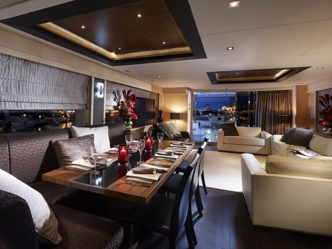 The 28m Yacht HIGH ENERGY