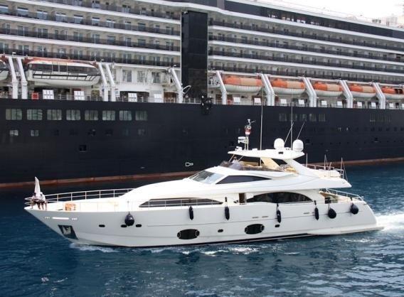The 29m Yacht AQUAHOLIC