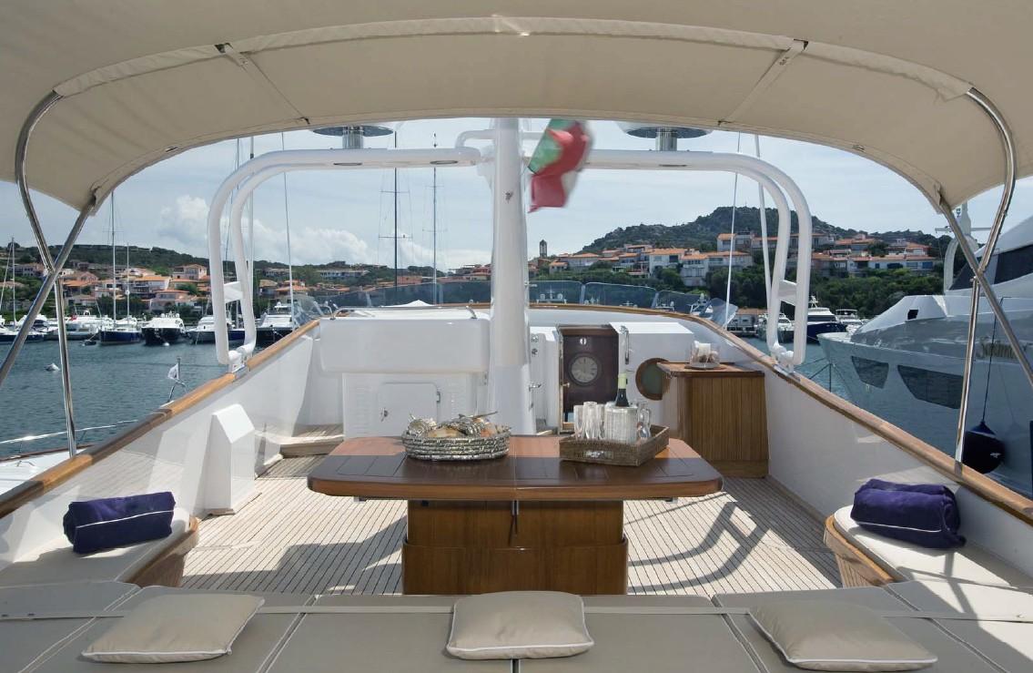 The 29m Yacht LIBERTUS