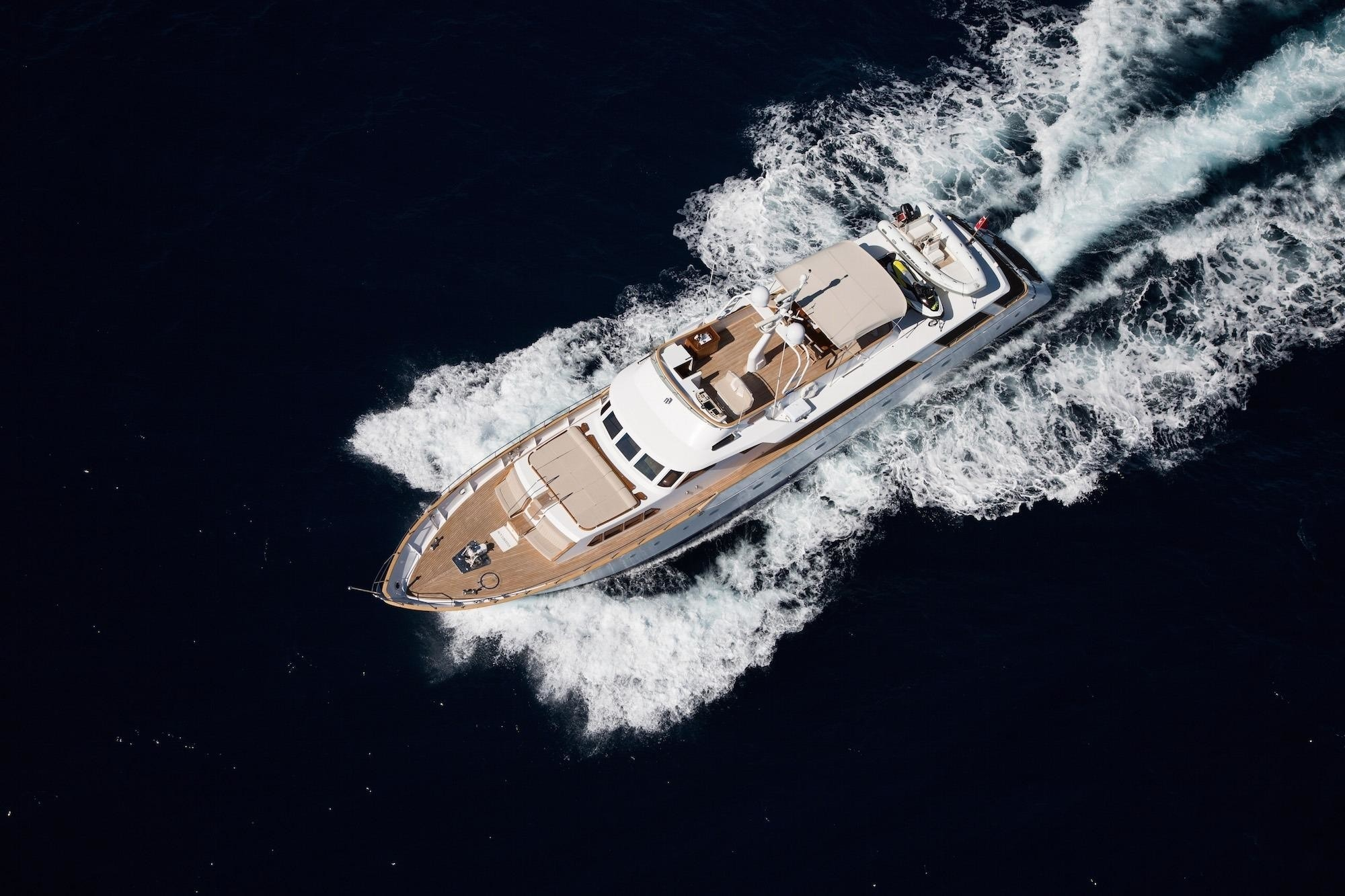The 29m Yacht LIBERTUS