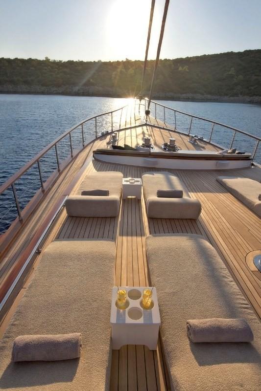 The 29m Yacht MISS B
