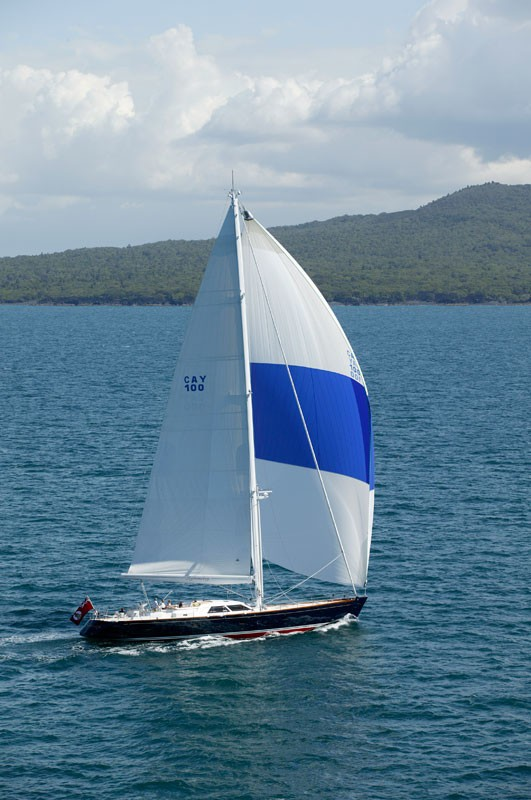 Luxury Yacht Engine Room: Yacht SYMMETRY, A Yachting Developments Superyacht