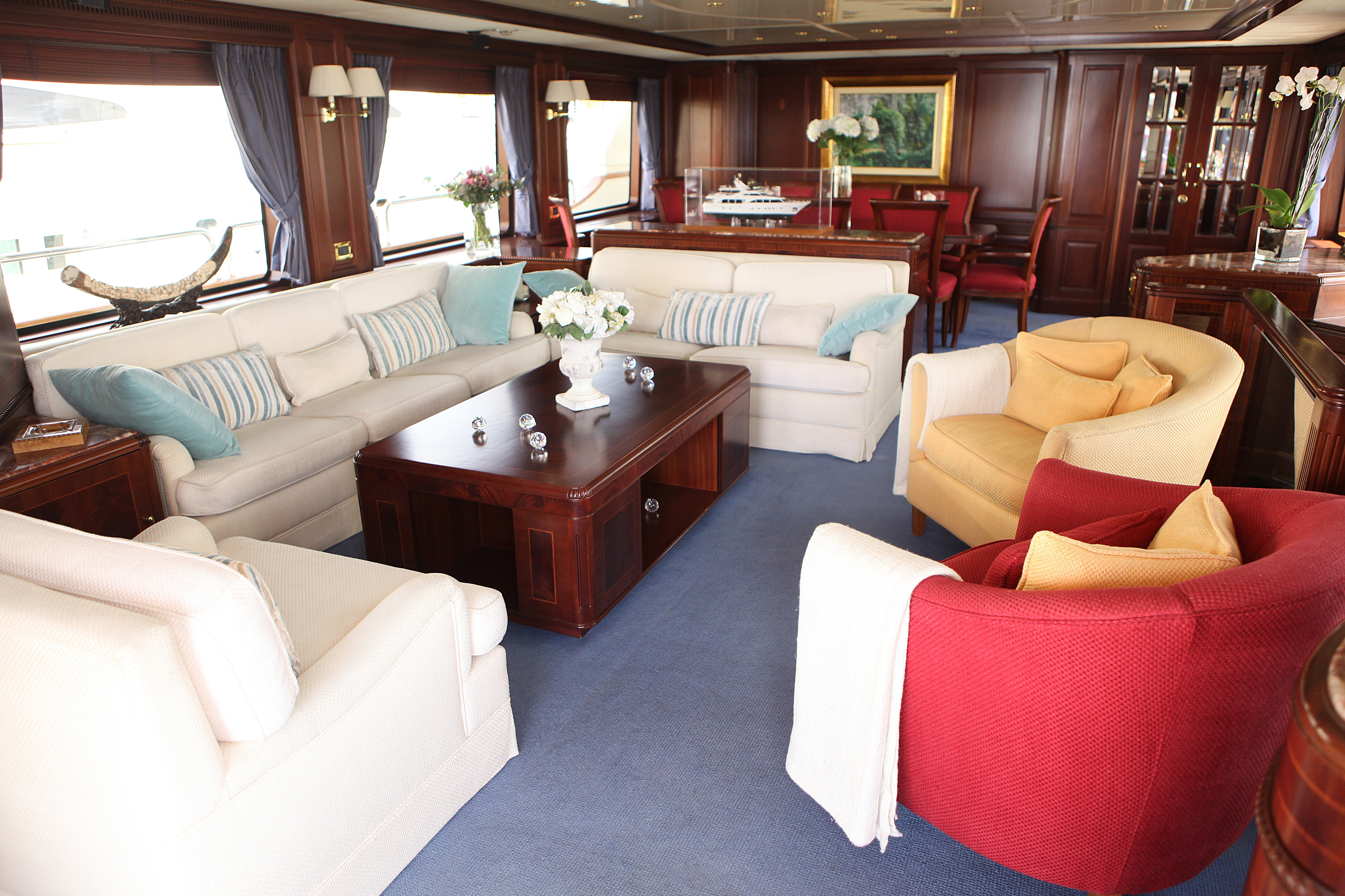 The 30m Yacht ANYPA