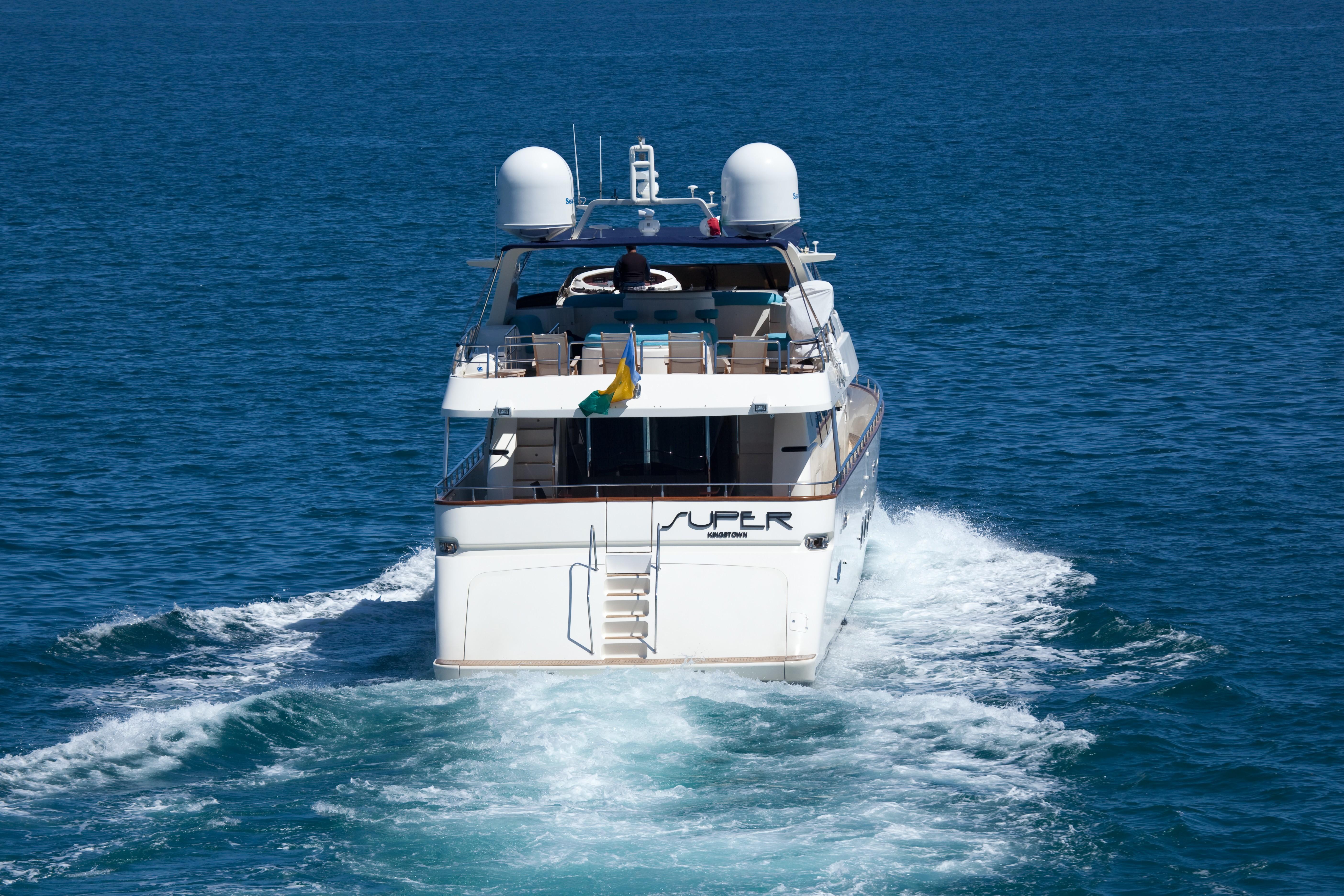 The 30m Yacht SUPER