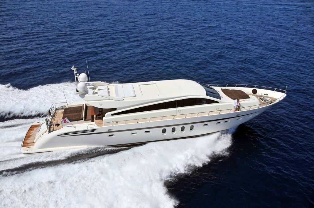 The 31m Yacht ECLAT