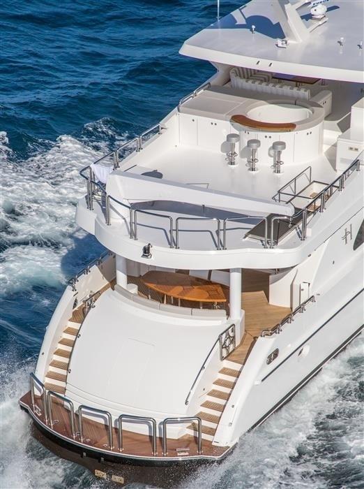 The 31m Yacht MAR AZUL