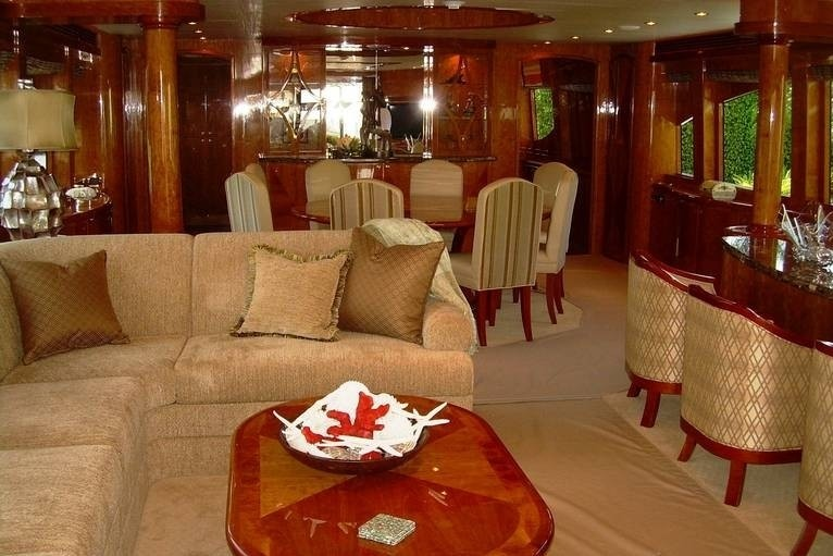 The 31m Yacht PERFECT HARMONY
