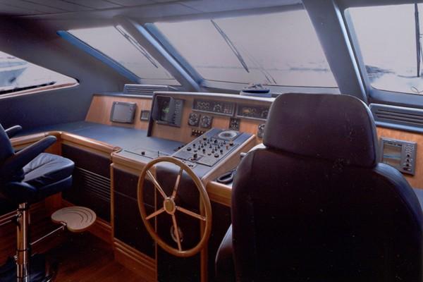The 32m Yacht BENDYCTA