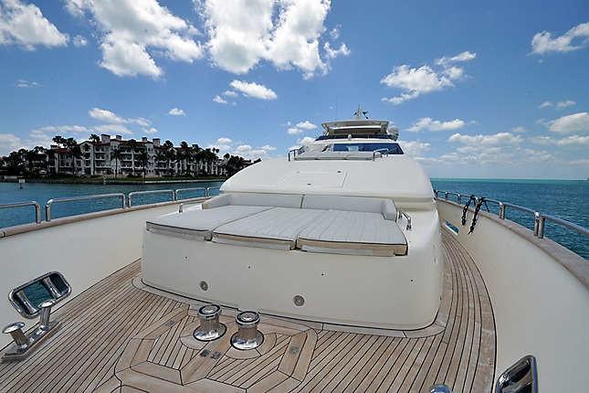 The 32m Yacht LADY CAROLE