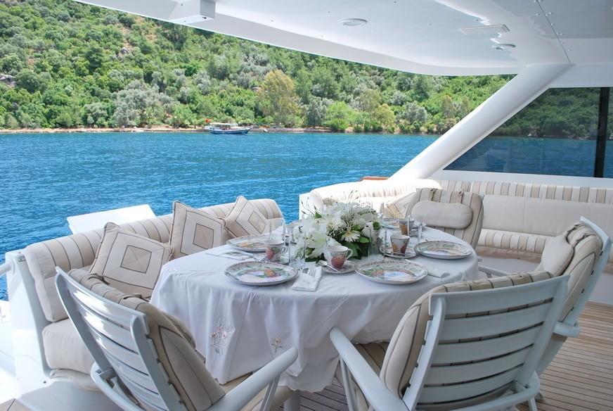The 34m Yacht GILAINE O