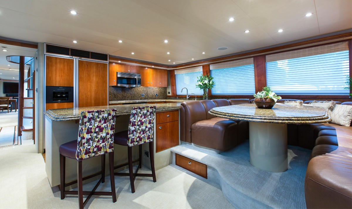 The 34m Yacht OASIS