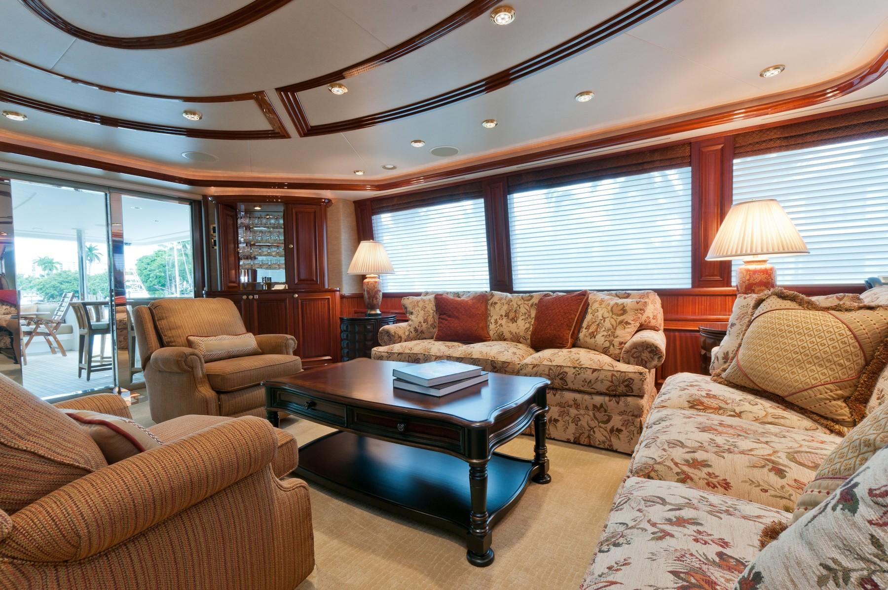 The 34m Yacht WILD KINGDOM