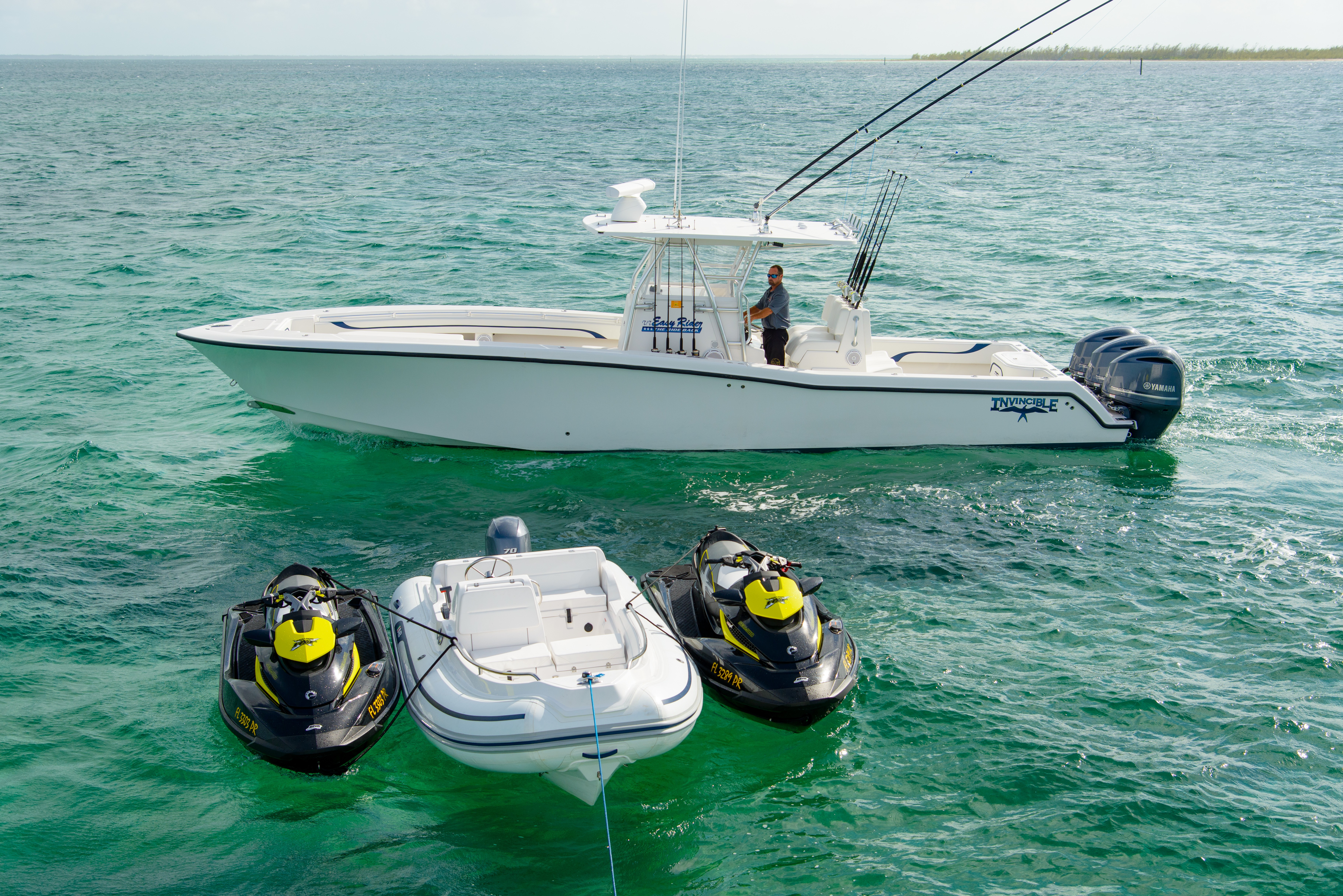 The 35m Yacht EASY RIDER