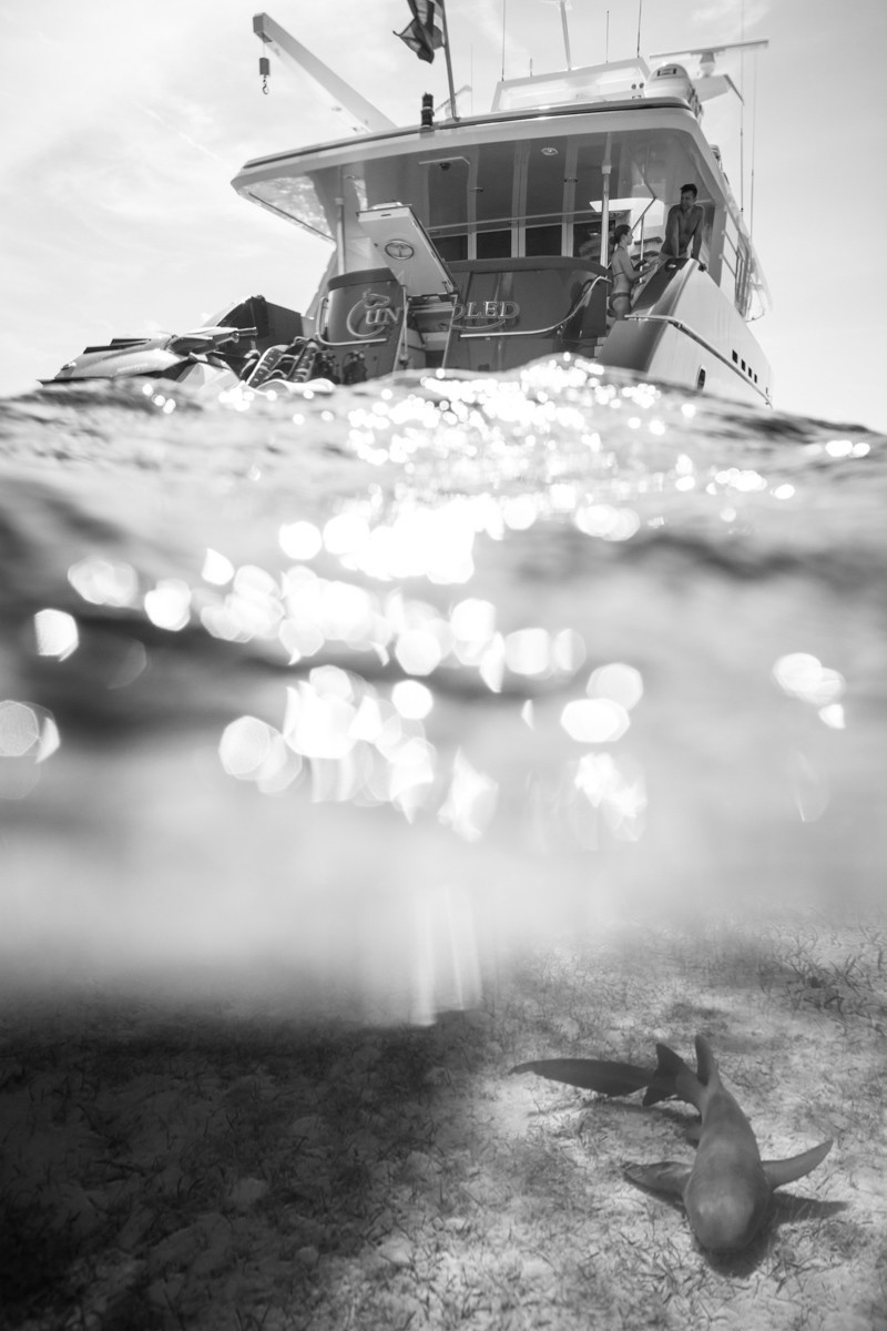 The 35m Yacht UNBRIDLED