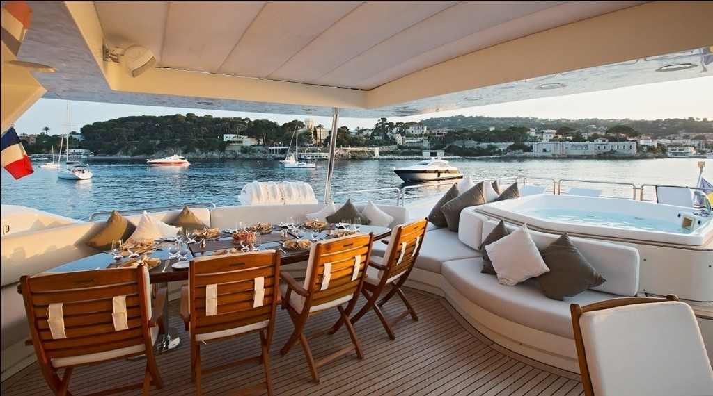The 36m Yacht GRANDE