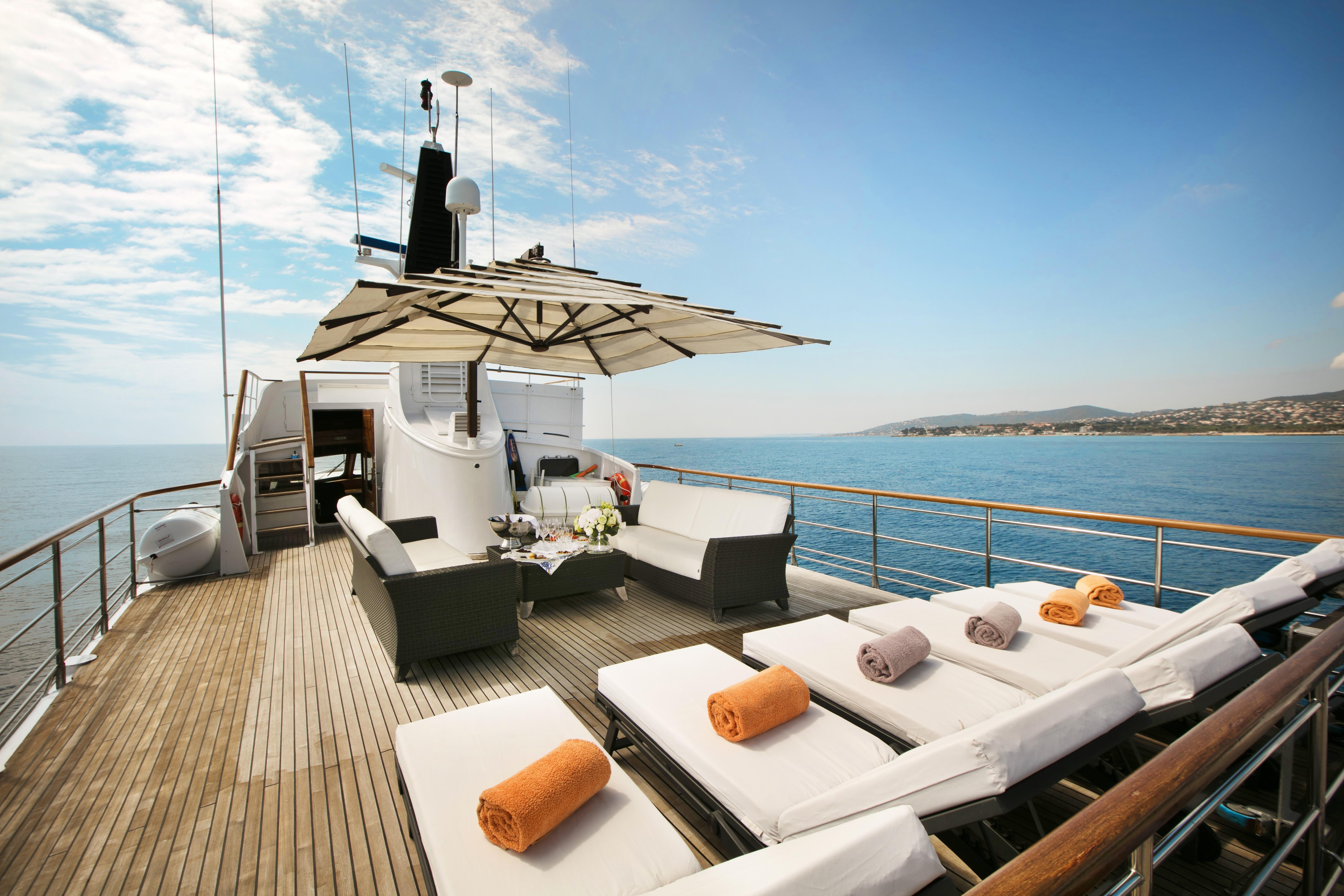 The 36m Yacht LADY JERSEY