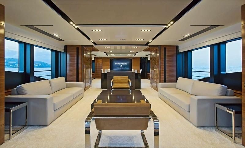 The 37m Yacht FUSION