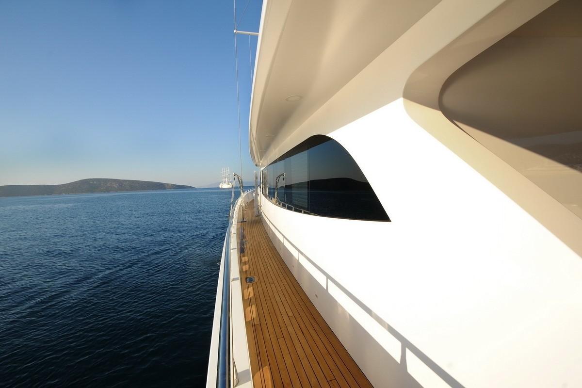 The 37m Yacht GULMARIA