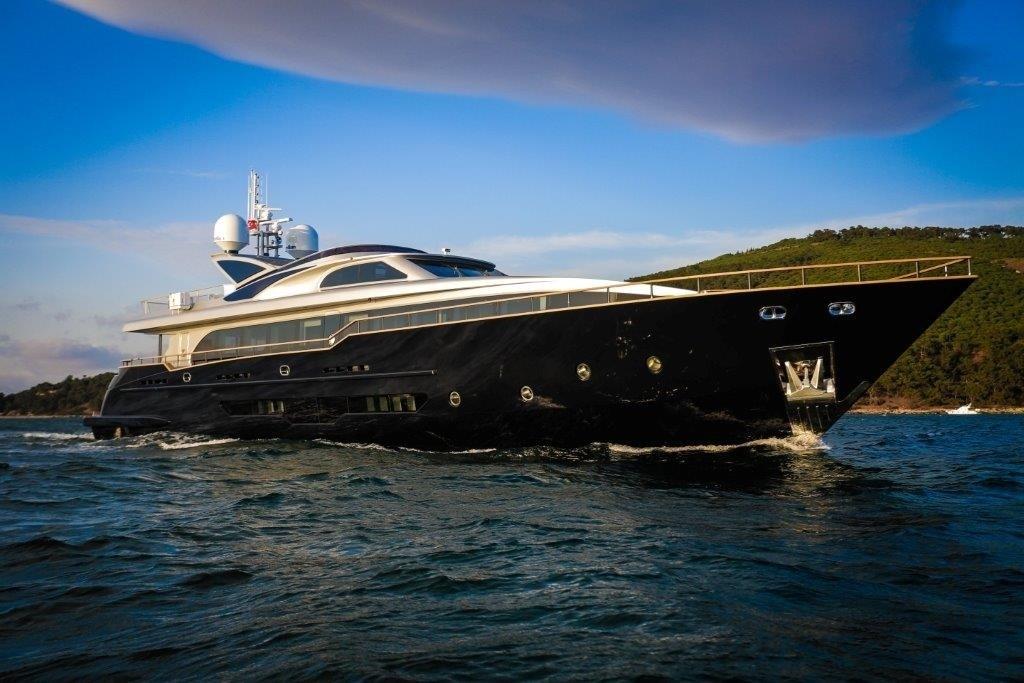 The 37m Yacht HARUN