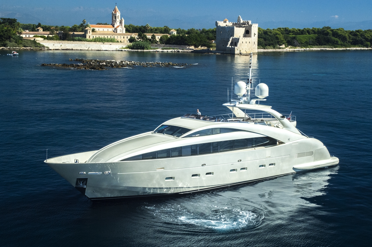 The 37m Yacht PETRA
