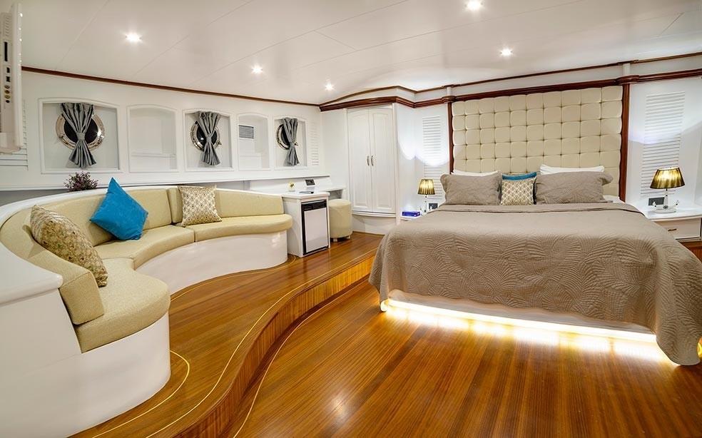 The 38m Yacht BELLAMARE